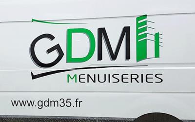 Naissance du logo GDM